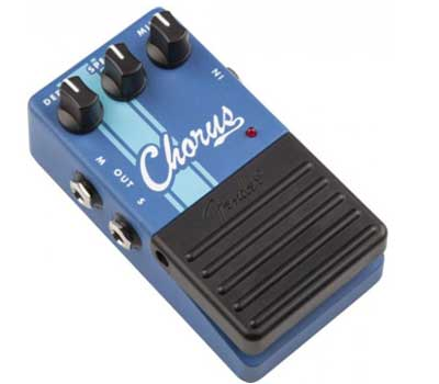 Fender-023-4503-000-Chorus-Electric-Guitar-Effect-Pedal