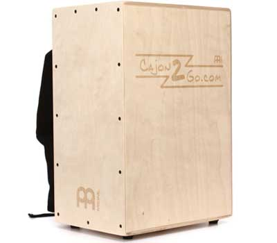 Meinl-2-GO-Backpacker-Cajon