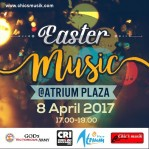 Chics GVA Easter music atrium